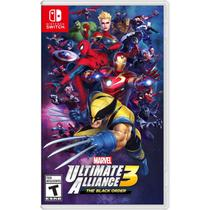 Marvel Ultimate Alliance 3: The Black Order - Switch - Nintendo