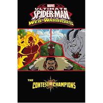 Marvel Universe Ultimate Spider-Man- Contest Of Champions Digest -