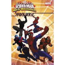 Marvel Universe Ultimate Spider-Man - Spider-Verse Digest -