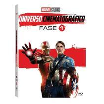 Marvel Universo Cinematográfico Fase 1 - Blu-ray -