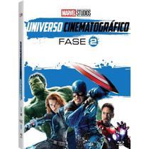 Marvel Universo Cinematográfico Fase 2 - Blu-ray -
