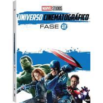 Marvel Universo Cinematográfico Fase 2 - DVD -