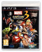 Marvel vs. Capcom 3 Fate of Two Worlds - PS3 -