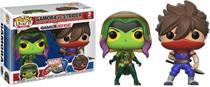 Marvel Vs Capcom - Gamora vs Strider Funko Pop 2-Pack -