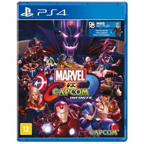 Marvel vs capcom infinite capcom play 4 -