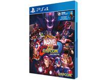 Marvel vs. Capcom Infinite para PS4 - Capcom