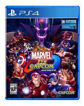 Marvel Vs Capcom Infinite Ps4 Midia Fisica -