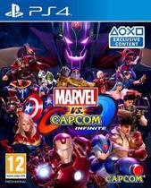 Marvel Vs Capcom Infinite - PS4 - Sony