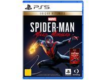 Marvels Spider-Man Miles Morales Edição Ultimate - para PS5 Insomniac Studios