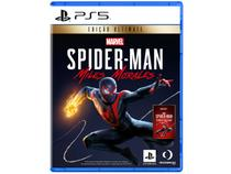 Marvels Spider-Man Miles Morales para PS5 - Insomniac Studios Ultimate Edition
