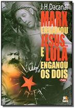 Marx enganou jesus... e lula enganou os dois - Besourobox