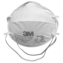Máscara 3m Pff2 N95 8801 Br Prot Resp Anvisa Inmetro - 3M - Consumo Hospitalar -