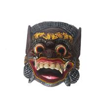 Máscara barong naga balinês -