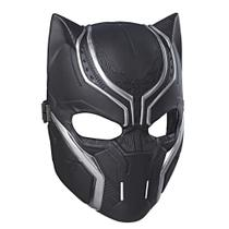 Máscara Básica - Disney - Marvel - Capitão América - Guerra Civil - Pantera Negra - Hasbro -