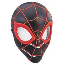 Máscara Básica - Disney - Marvel - Spider Man - Miles Morales - Hasbro - E3366 -