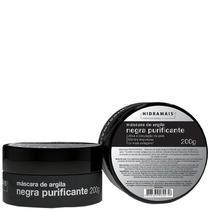 Mascara de Argila Negra Purificante Hidramais 200g -