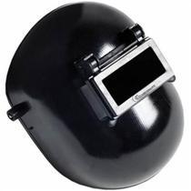 Máscara de celeron com visor articulado e sem catraca - Carbografite
