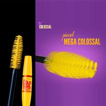 Máscara de Cílios Maybelline The Colossal Super Filme -