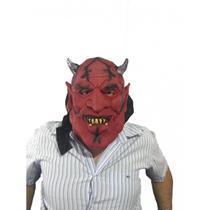 Mascara de Halloween Demonio horripilante - Bazar