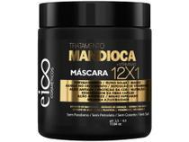 Máscara de Hidratação Eico Cosméticos - 12x1 Mandioca + Vitaminas 500g -