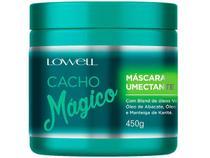 Máscara de Hidratação Lowell Cacho Mágico 450g -