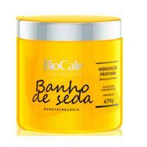 Mascara de Hidratação Para Cabelo Banana e Mel BioCale 470g -