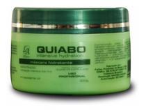 Mascara de Hidratacao Quiabo LA Cosmeticos 300g -