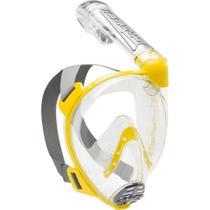 Máscara de Mergulho e Snorkeling Full Face Cressi Duke -