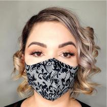Máscara de Neoprene Estampada - Kit com 12 unidades - Scápole