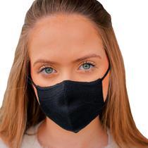 Mascara De Proteção 3D Kinitting Feminino Tecido em Malha de Tricô Sem Costura Lavável - Dom Carli