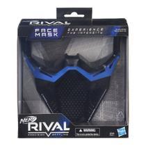 Máscara De Proteção - Nerf - Rival - +14 - Azul - Hasbro -