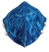 Máscara de Proteção Respiratória Dobrável 3M 9820+BR PFF-2(S) com 10 unidades -