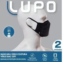 Mascara de proteção viral Lupo -