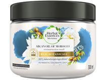 Máscara de Reconstrução Herbal Essences Bío Renew - Óleo de Argan 300ml