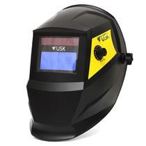Mascara de solda automatica 9 a 13 luxe-500s USK -