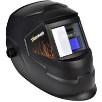 Máscara De Solda Automática C/regulagem 9 a 13 - Titanium
