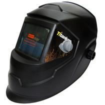 Máscara De Solda Automática Com Regulagem 5246 - Titanium -