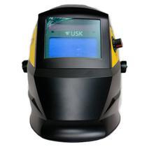 Mascara De Solda Automatica Luxe-500s Com Bateria Solar - Usk