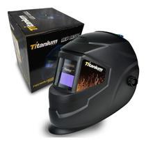 Mascara De Solda Automatica Mig Tig Eletrodo Titanium -