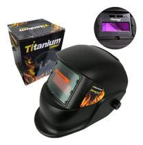 Máscara de solda automática ton. 11 5496 titanium -