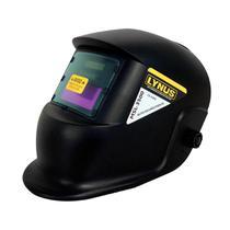 Máscara De Solda Lynus MSL-3500 Escurecimento Automático Preto -