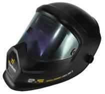 Máscara de Solda Regulável com Escurecimento Automático Platinum 2.5 - Titanium -