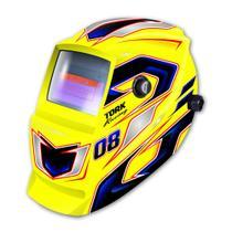 Máscara de Solda Super Tork Racing 08 Automática com Display 4K -