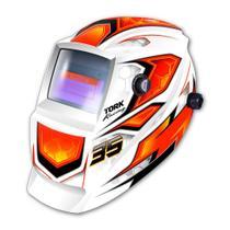 Máscara de Solda Super Tork Racing 35 Automática com Display 4K -
