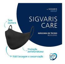 Máscara De Tecido Sigvaris Care 2 Unid. -