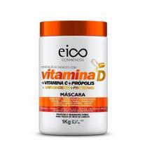 Mascara de Tratamento Eico Vitamina D 1k -