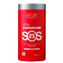 Máscara de Tratamento Extremo SOS Felps -