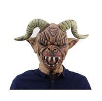 Máscara Demônio Diabo Diabo - Látex - Fantasy