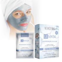 Mascara facial Anti Idade colageno/Vitamina C - Lemask
