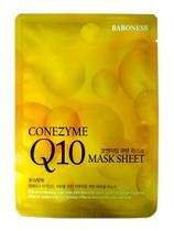 Máscara Facial Coreana - Baroness Mask - Vitamina Q10 -